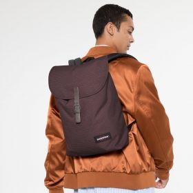 Ciera Melange Print Lines Backpacks by Eastpak - view 5