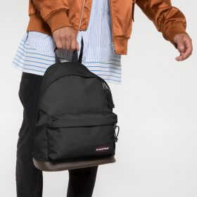 Wyoming Black Backpacks by Eastpak - view 5