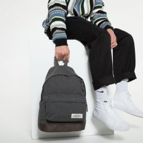 Wyoming Muted Black Backpacks by Eastpak - view 5