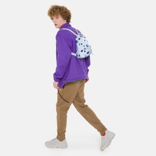 Orbit Luxe Spot Backpacks by Eastpak