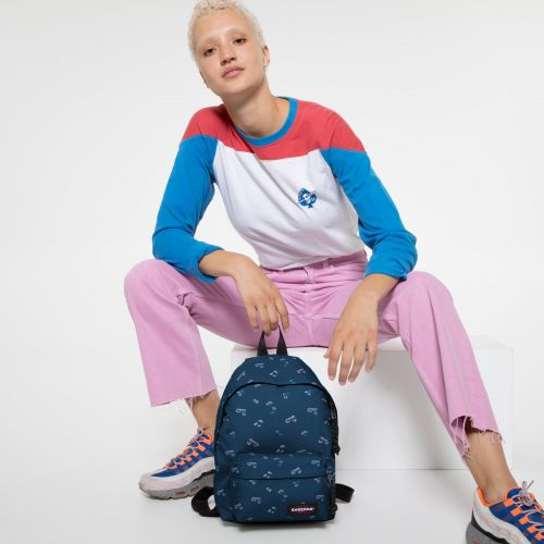 Orbit Bliss Cloud Backpacks by Eastpak - view 0