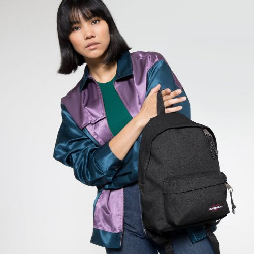 Orbit Spark Dark Backpacks by Eastpak - view 0