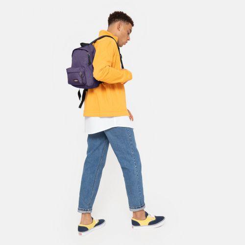 Orbit Glitgrape Backpacks by Eastpak