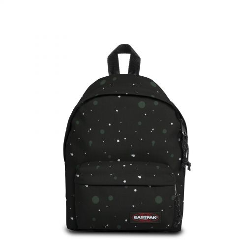 Orbit Splashes Dark Backpacks by Eastpak