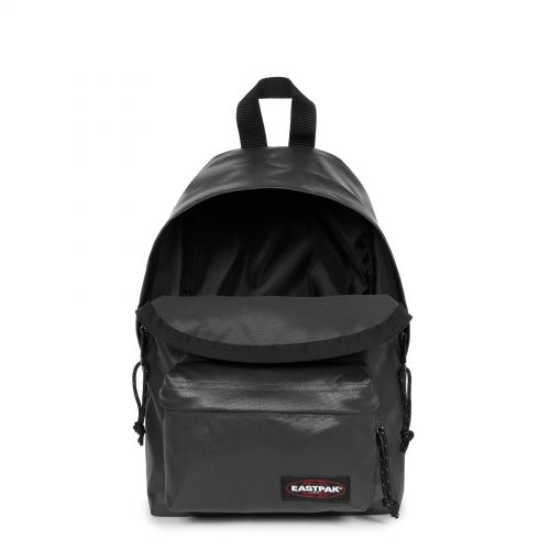 Orbit Shine Black Backpacks by Eastpak