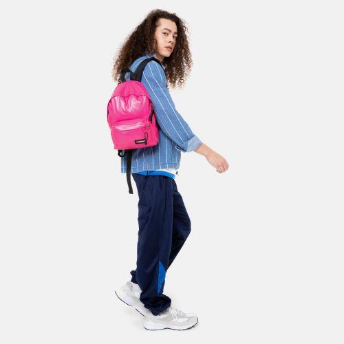 Orbit Shine Escape Backpacks by Eastpak