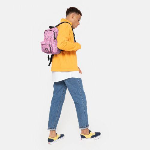 Orbit Herbs Pink Backpacks by Eastpak - view 17