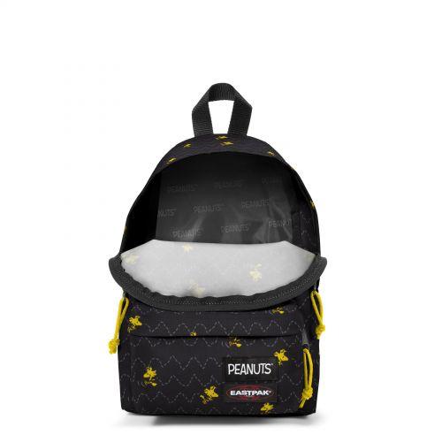 Orbit Peanuts Woodsto Backpacks by Eastpak