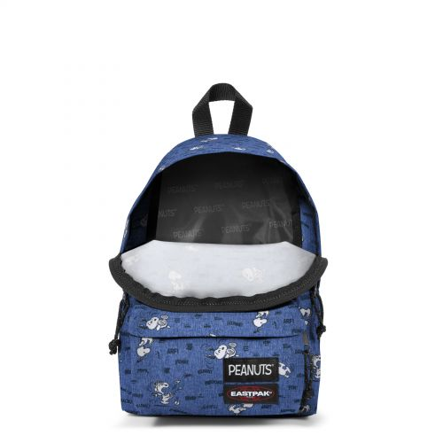 Orbit Peanuts Snoopy Backpacks by Eastpak