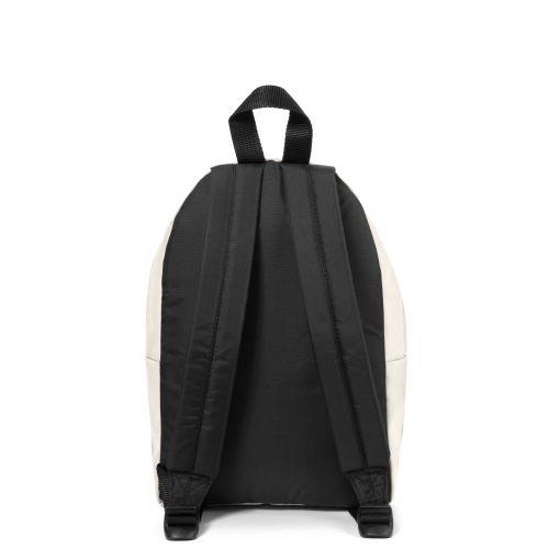 Orbit Clarity White Backpacks by Eastpak