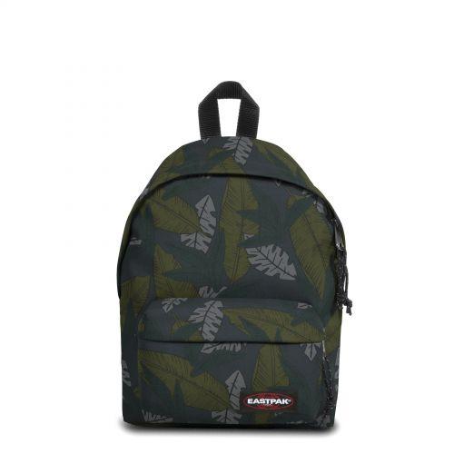Orbit Brize Forest Backpacks by Eastpak