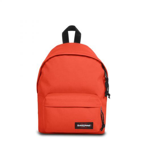 Orbit Realgar Orange Backpacks by Eastpak