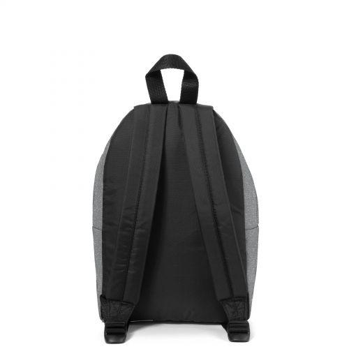 Orbit Glitsilver Backpacks by Eastpak