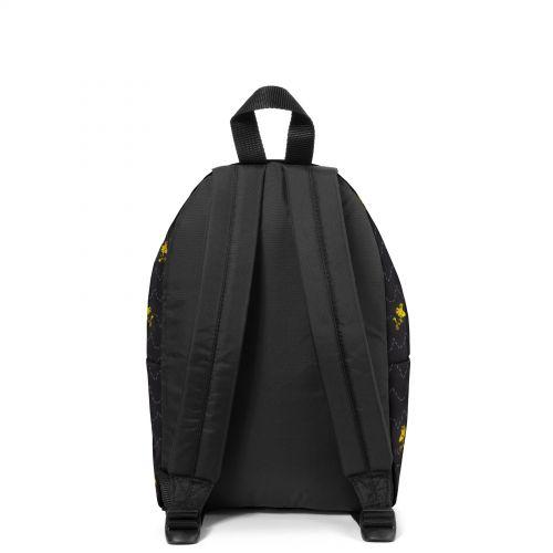 Orbit Peanuts Woodstock with keychain Backpacks by Eastpak - view 4