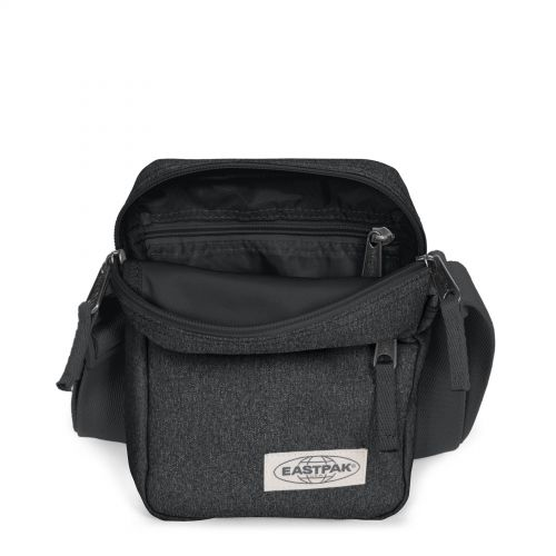 The One Muted Dark Shoulderbags by Eastpak