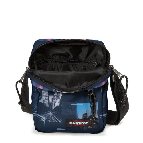 The One Shapes Blue Shoulderbags by Eastpak