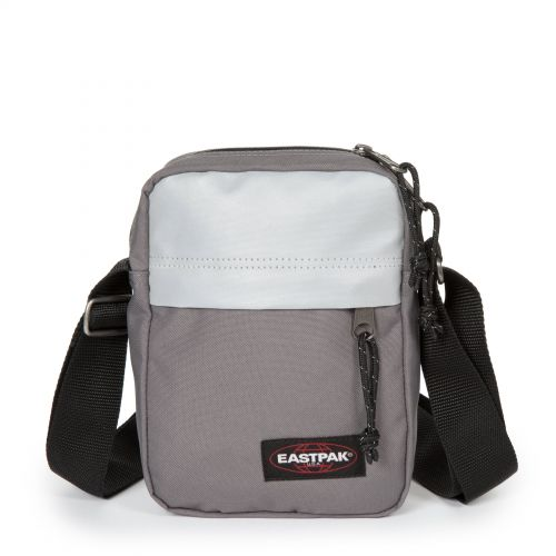 The One Reflective Stripe Grey Default Category by Eastpak