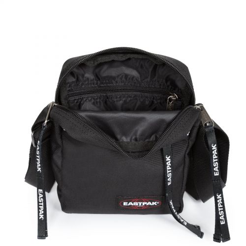 The One Bold Puller Black Default Category by Eastpak