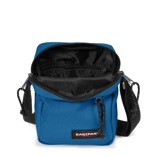 The One Mysty Blue Shoulderbags by Eastpak