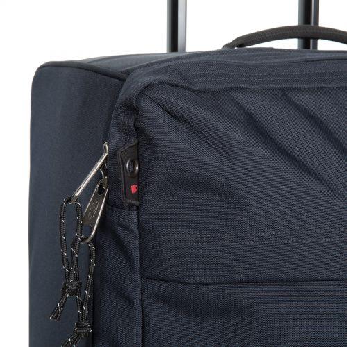 Traf'ik 4 L Cloud Navy Large Suitcases by Eastpak