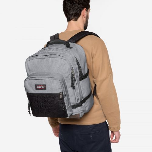 Ultimate Sunday Grey Study by Eastpak - view 1