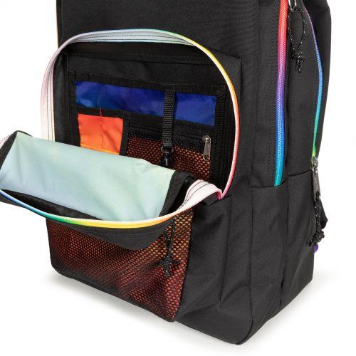 Pinnacle Rainbow Dark Backpacks by Eastpak