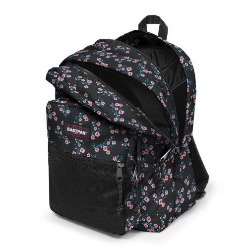 Pinnacle Bliss Pink Backpacks by Eastpak