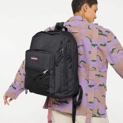 Pinnacle Spark Dark Backpacks by Eastpak - view 0