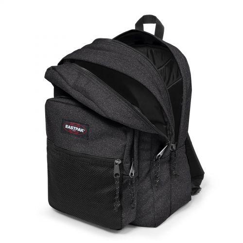 Pinnacle Spark Dark Backpacks by Eastpak