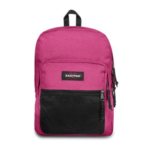 Pinnacle Spark Pink Backpacks by Eastpak