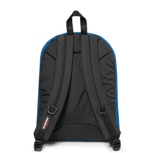 Pinnacle Mysty Blue Backpacks by Eastpak