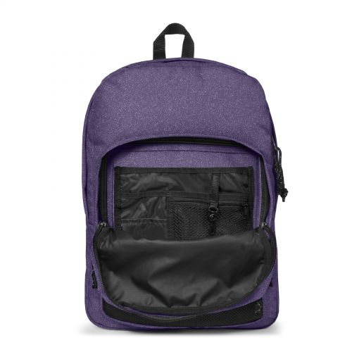 Pinnacle Glitgrape Backpacks by Eastpak