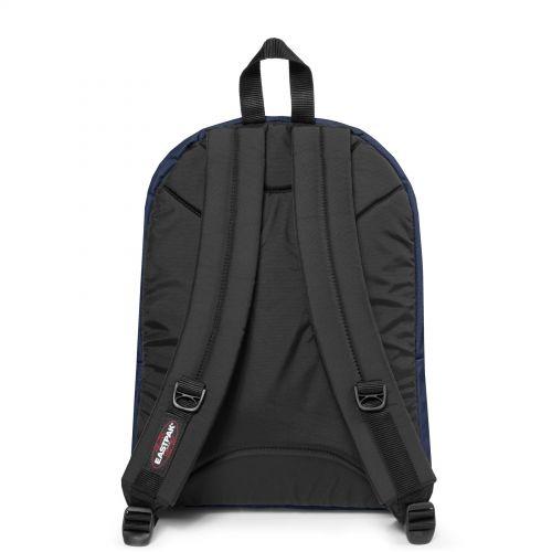 Pinnacle Wave Navy Backpacks by Eastpak