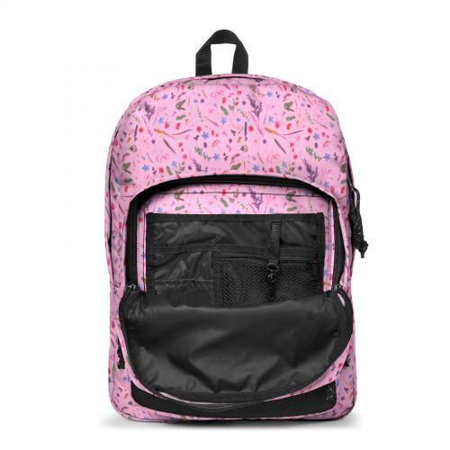 Pinnacle Herbs Pink Backpacks by Eastpak