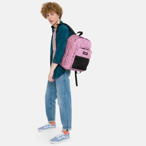 Pinnacle Herbs Pink Backpacks by Eastpak - view 17