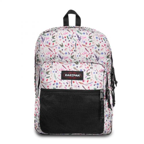 Pinnacle Herbs White Backpacks by Eastpak