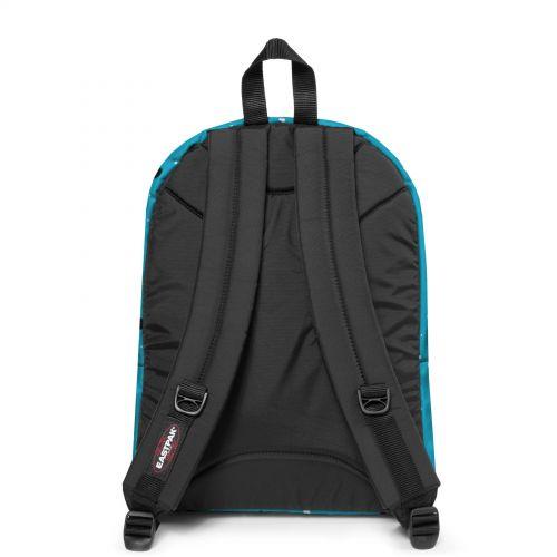 Pinnacle Splashes Sooth Backpacks by Eastpak
