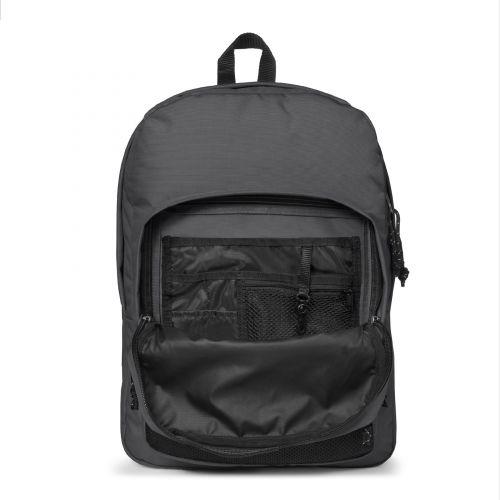 Pinnacle Iron Grey Backpacks by Eastpak