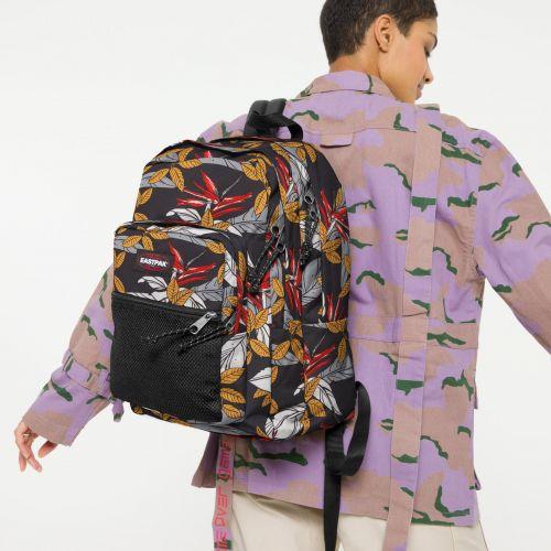 Pinnacle Brize Navy Backpacks by Eastpak