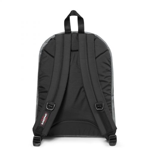 Pinnacle Glitsilver Backpacks by Eastpak