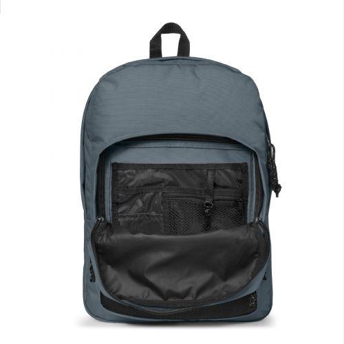 Pinnacle Afternoon Blue Backpacks by Eastpak