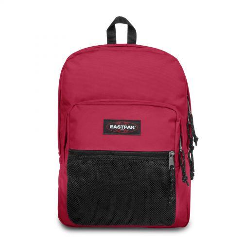 Pinnacle Rooted Red Backpacks by Eastpak