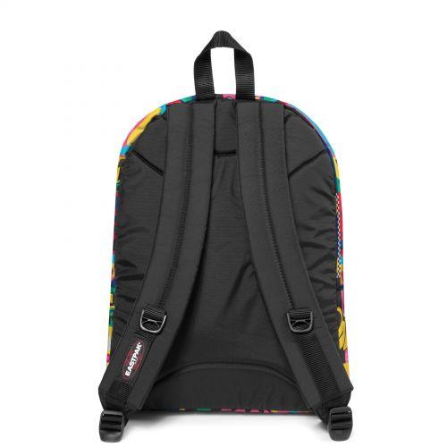 Pinnacle Wall Art Funk Backpacks by Eastpak
