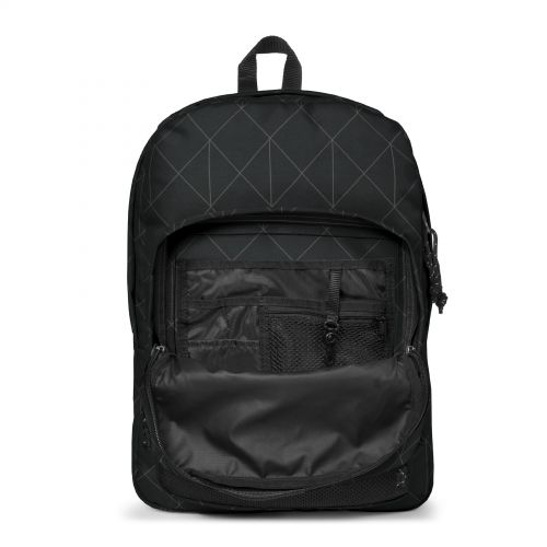 Pinnacle Geo Pyramid Backpacks by Eastpak