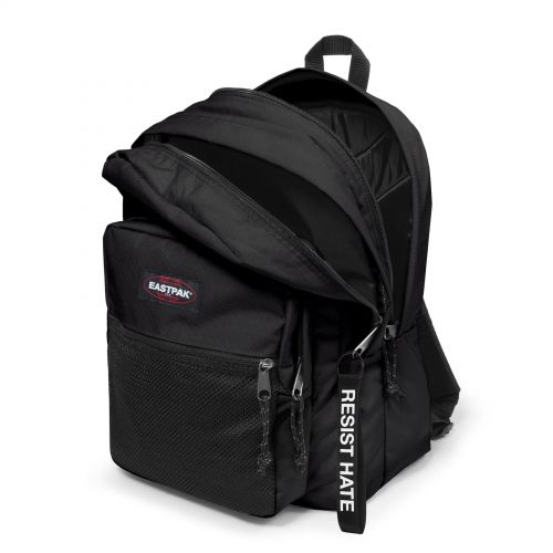 Pinnacle Resist Hate Backpacks by Eastpak