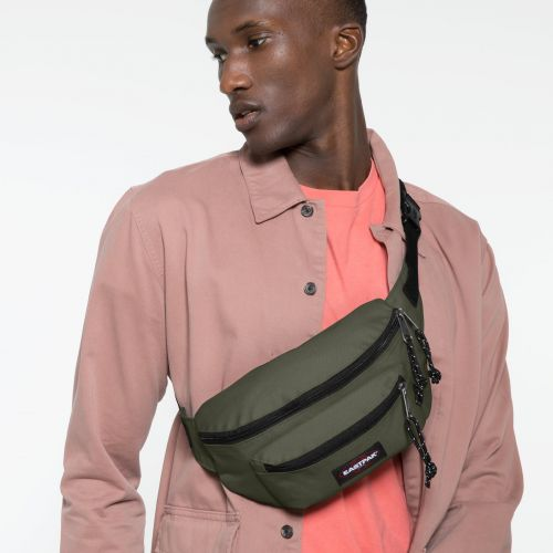 Doggy Bag Crafty Olive Accessories by Eastpak