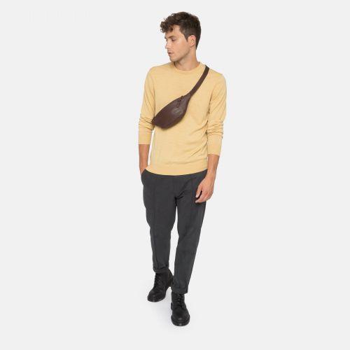 Springer Chestnut Leather