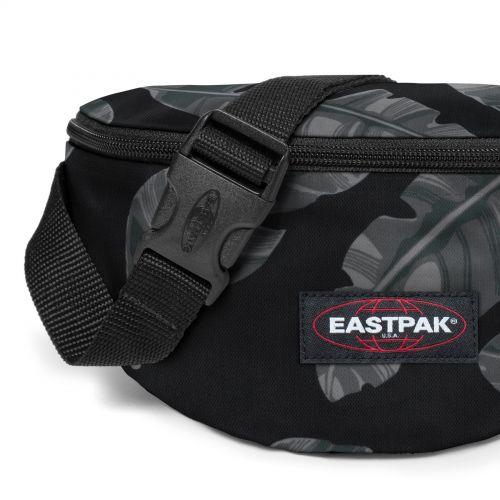 Springer Brize Leaves Black Accessories by Eastpak