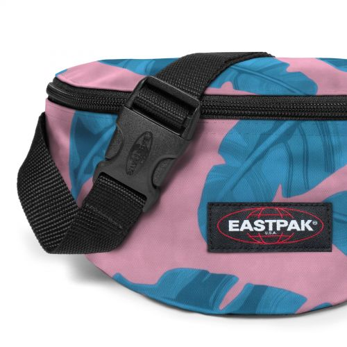 Springer Brize Leaves Pink Accessories by Eastpak