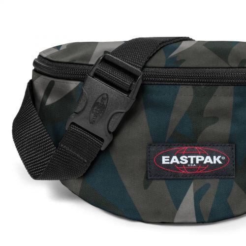 Springer Leaves Dark Default Category by Eastpak